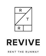 R T R REVIVE RENT THE RUNWAY