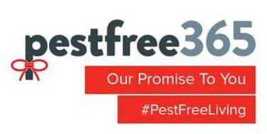 PESTFREE 365 OUR PROMISE TO YOU #PESTFREELIVING