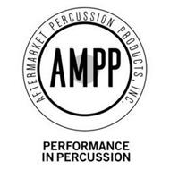 AFTERMARKET PERCUSSION PRODUCTS, INC. AMPP PERFORMANCE IN PERCUSSION