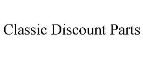 CLASSIC DISCOUNT PARTS