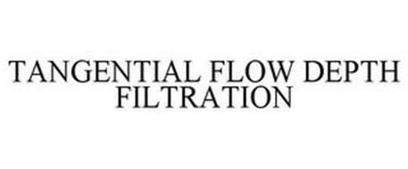 TANGENTIAL FLOW DEPTH FILTRATION