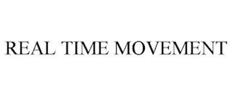 REAL TIME MOVEMENT