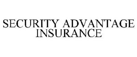 SECURITY ADVANTAGE INSURANCE
