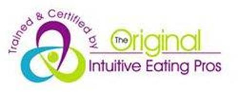 TRAINED & CERTIFIED BY THE ORIGINAL INTUITIVE EATING PROS