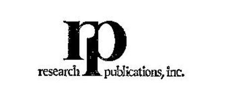 RP RESEARCH PUBLICATIONS, INC.