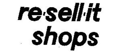RE-SELL-IT SHOPS