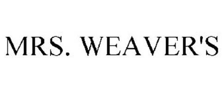 MRS. WEAVER'S