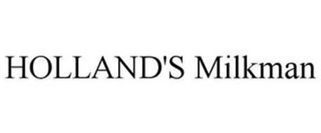 HOLLAND'S MILKMAN