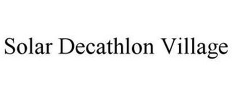SOLAR DECATHLON VILLAGE