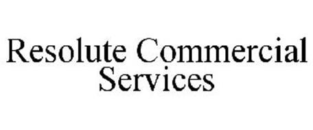 RESOLUTE COMMERCIAL SERVICES