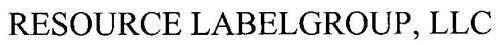 RESOURCE LABELGROUP, LLC
