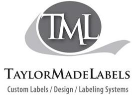 TML TAYLORMADELABELS CUSTOM LABELS/DESIGN/LABELING SYSTEMS
