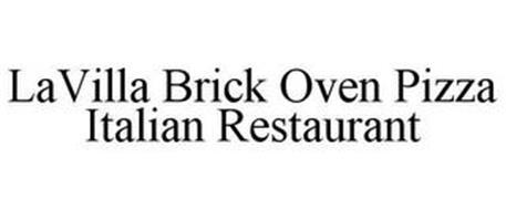 LAVILLA BRICK OVEN PIZZA ITALIAN RESTAURANT