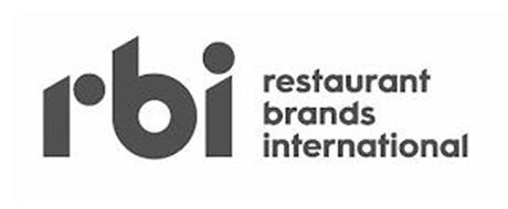 RBI RESTAURANT BRANDS INTERNATIONAL