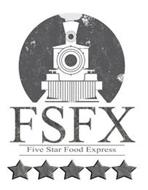 FSFX FIVE STAR FOOD EXPRESS