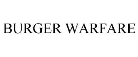 BURGER WARFARE