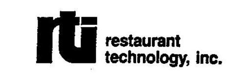 RTI RESTAURANT TECHNOLOGY, INC.