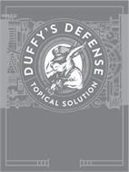 DUFFY'S DEFENSE TOPICAL SOLUTION