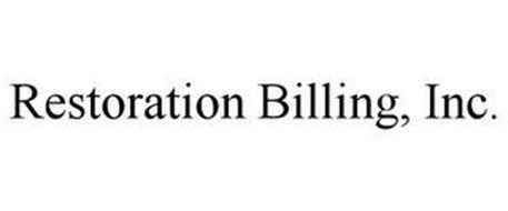 RESTORATION BILLING, INC.