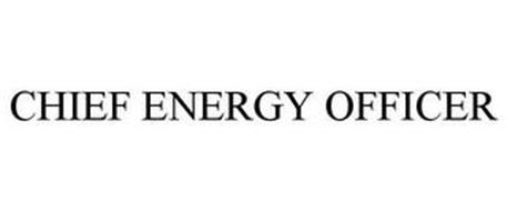 CHIEF ENERGY OFFICER