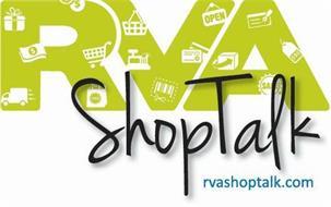 RVA SHOPTALK RVASHOPTALK.COM