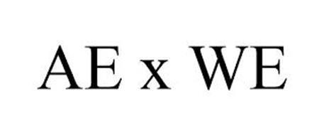 AE X WE
