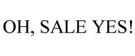 OH, SALE YES!