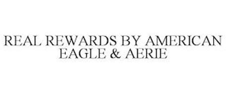 REAL REWARDS BY AMERICAN EAGLE & AERIE