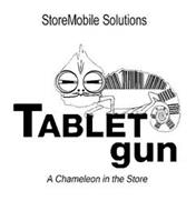 STOREMOBILE SOLUTIONS TABLET GUN A CHAMELEON IN THE STORE