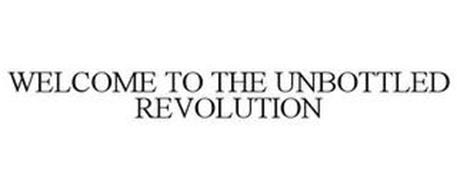 WELCOME TO THE UNBOTTLED REVOLUTION