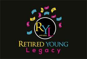 RYL APPAREL RETIRED YOUNG LEGACY