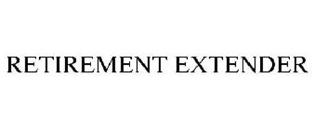 RETIREMENT EXTENDER