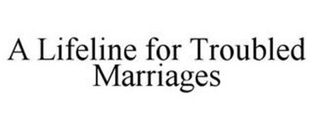 A LIFELINE FOR TROUBLED MARRIAGES
