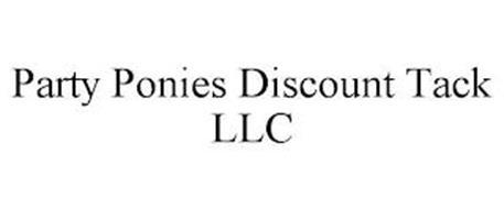 PARTY PONIES DISCOUNT TACK LLC