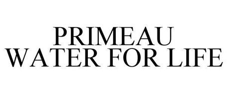 PRIMEAU WATER FOR LIFE