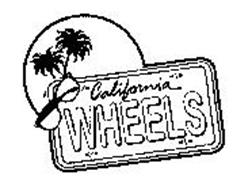 CALIFORNIA WHEELS