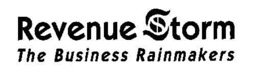 REVENUE STORM THE BUSINESS RAINMAKERS