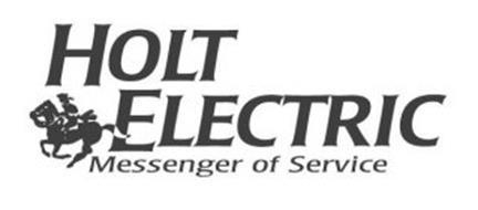 HOLT ELECTRIC MESSENGER OF SERVICE