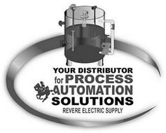 YOUR DISTRIBUTOR FOR PROCESS AUTOMATION SOLUTIONS REVERE ELECTRIC SUPPLY