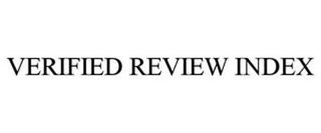 VERIFIED REVIEW INDEX