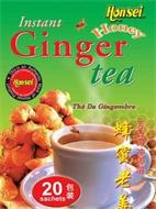 HONSEI INSTANT HONEY GINGER TEA THÉ GINGEMBRE HONSEI THIS AN AUTHENTIC MARK OF HONSEI PRODUCT C'EST UNE MARQUE AUTHENTIC PRODUCT HONSEI 20 SACHETS