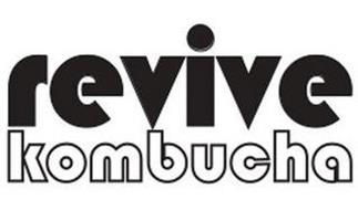 REVIVE KOMBUCHA