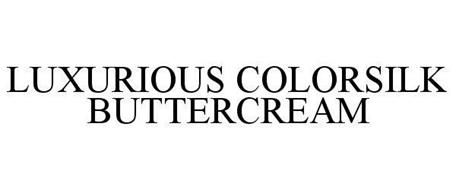 LUXURIOUS COLORSILK BUTTERCREAM