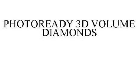 PHOTOREADY 3D VOLUME DIAMONDS