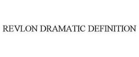 REVLON DRAMATIC DEFINITION