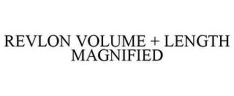REVLON VOLUME + LENGTH MAGNIFIED
