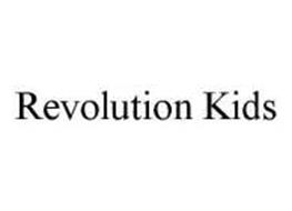 REVOLUTION KIDS