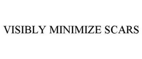 VISIBLY MINIMIZE SCARS