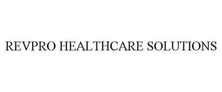 REVPRO HEALTHCARE SOLUTIONS