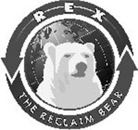 REX THE RECLAIM BEAR